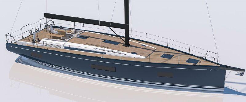 Beneteau First Yacht 53 - main image