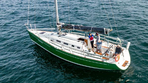 Beneteau First 40.7 image