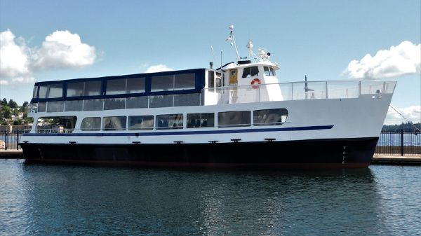 Blount Marine Corporation Commercial Passenger Vessel