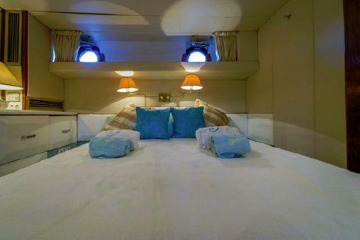 Benetti Custom Enclosed Pilothouse with Flybridge image