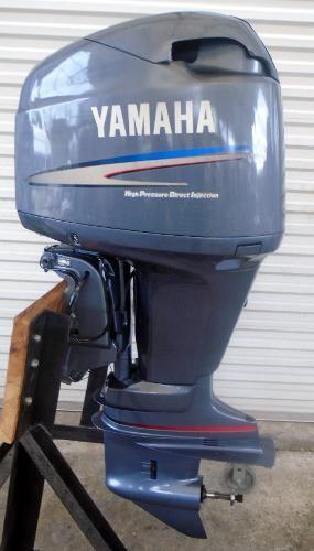 Yamaha Outboards HPDI  ... Z150hp 25