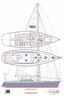 Lyman Morse LM 55 - Seguin Series image