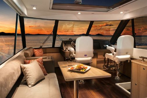 Riviera 57 Enclosed Flybridge image