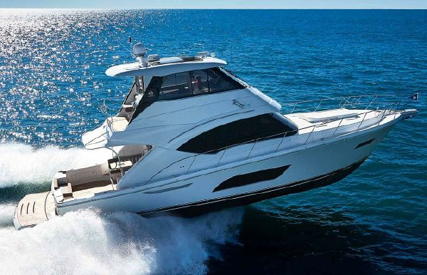 2019 Riviera 57 Enclosed Flybridge