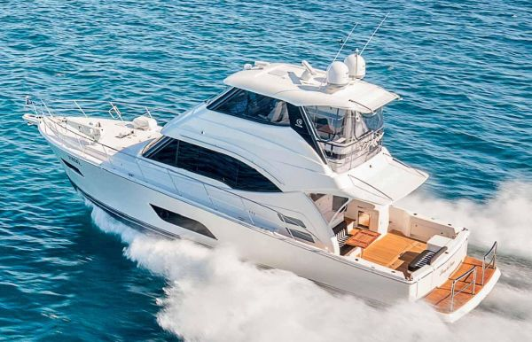 2019 Riviera 52 Enclosed Flybridge
