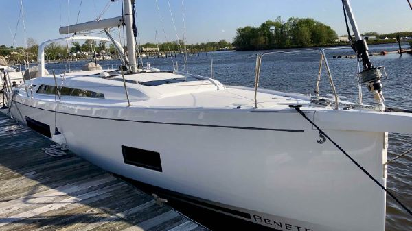 Beneteau Oceanis 46.1 In-Stock