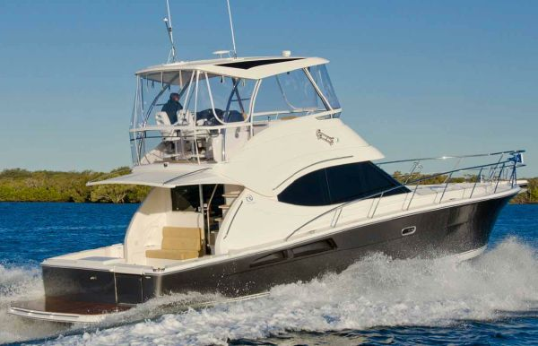 2019 Riviera 45 Open Flybridge