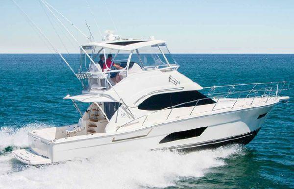 2019 Riviera 43 Open Flybridge