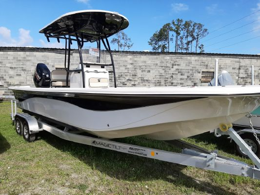 Carolina Skiff 25 LS - main image