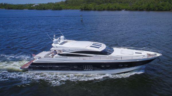 Princess Yachts V78 Sport Cruiser
