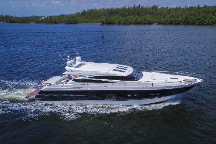 2010 Princess Yachts