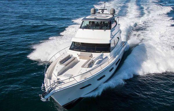 2019 Riviera 68 Sports Motor Yacht