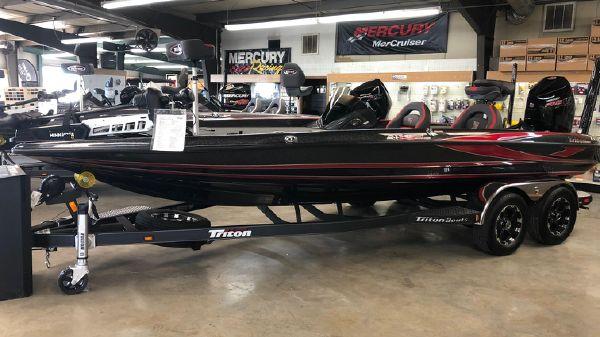 New Triton Boats For Sale - Tri-County Marine | Talbott