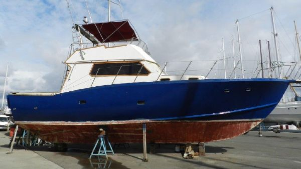 Fisher boat 14 m