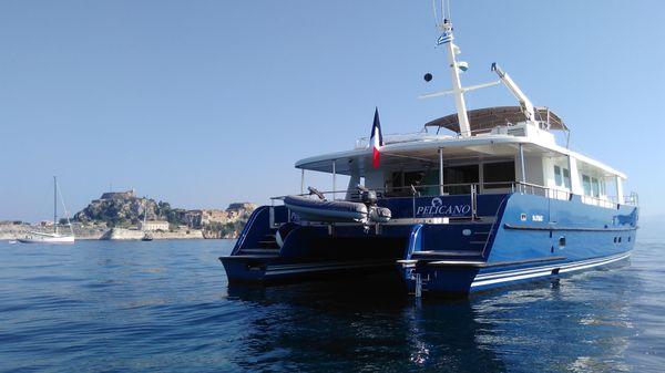 Catamaran Cruisers Tropic Composites YC80