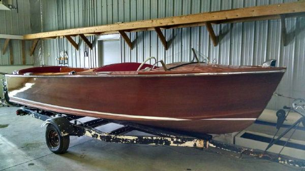 Chris-Craft 17'