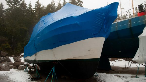 Marine Trader Trawler
