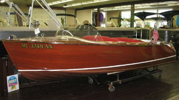 Chris-Craft Deluxe-Runabout