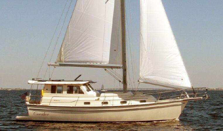 2008 Island Packet SP Pilothouse Cruiser