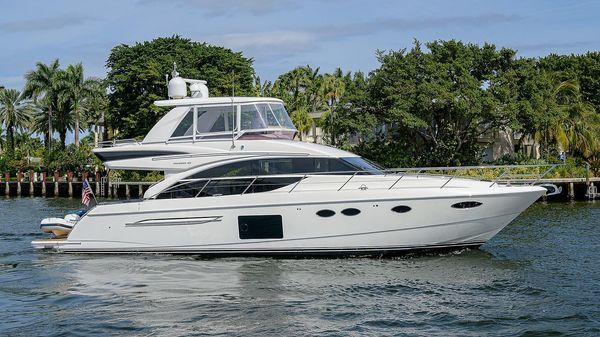 Princess Flybridge Motor Yacht