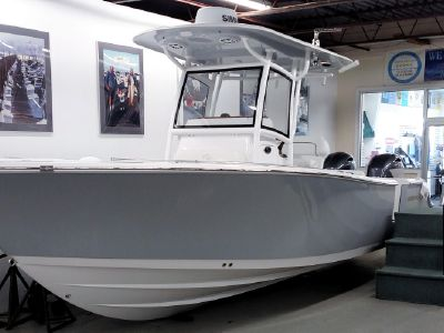 2018 Sportsman<span>Open 252 Center Console</span>