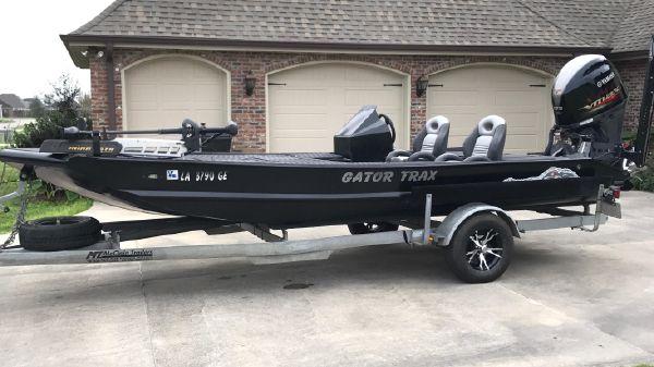 Gator Trax Hybrid Bigwater Edition