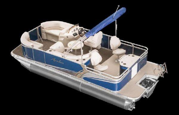 2017 Avalon LS Rear Fish - 20'