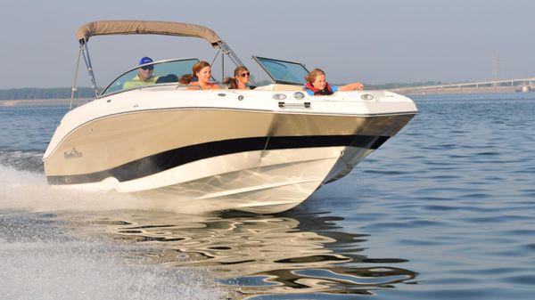 NauticStar 243 DC Sport Deck Boat 2018 NauticStar 243 DC Sport Deck Boat Bowrider Dual Console