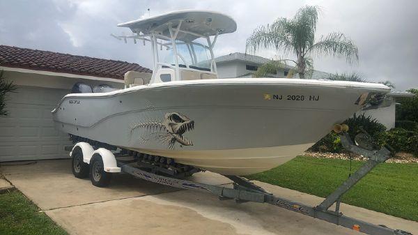Sea Fox 266