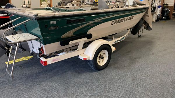 Crestliner Sportfish 1850 I/O