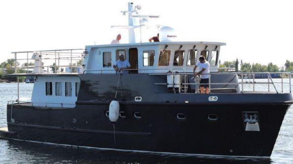 Custom Trawler K-1725