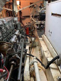 Custom Ostlund Steel Long Range Trawler image