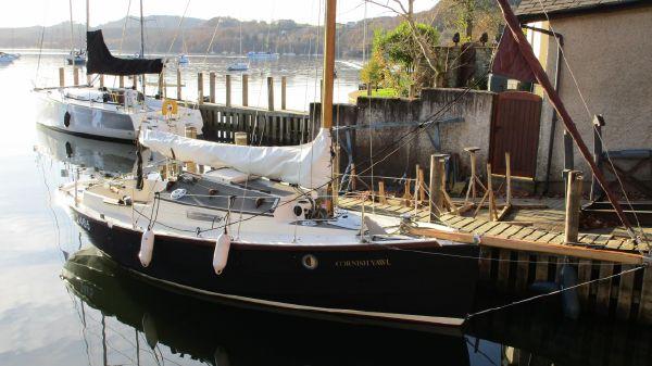 Cornish Crabbers Cornish Yawl