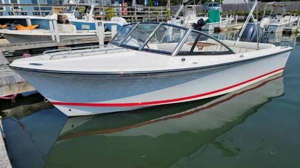 Rossiter 20 Coastal Cruiser