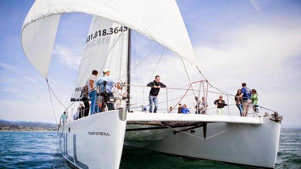 Custom Daycharter Catamaran