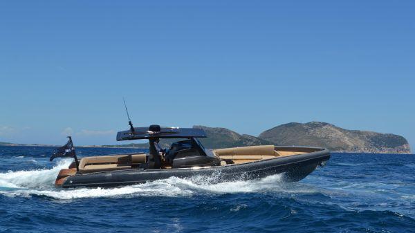 Novamarine Black Shiver 120 Diesel
