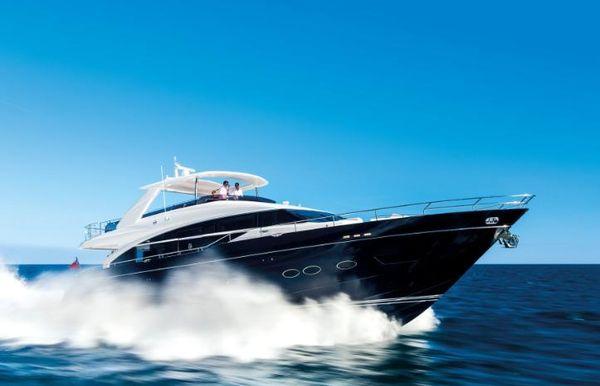 2018 Princess 88 Motor Yacht
