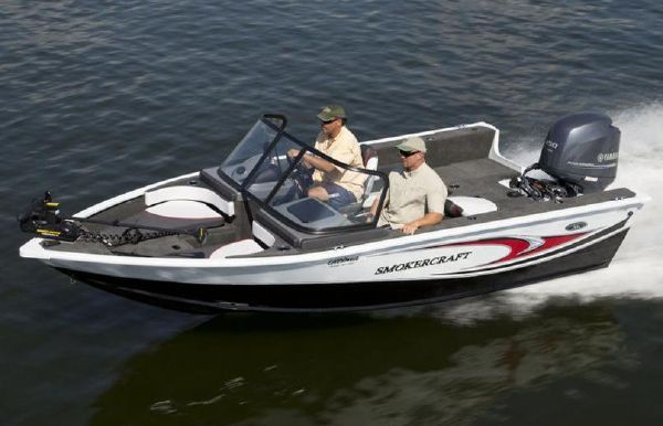 2021 Smoker Craft 172 Legacy Ultima