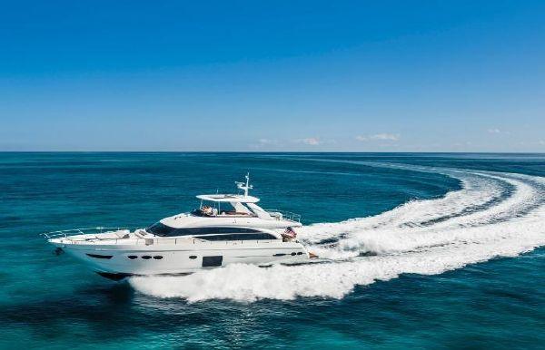 2017 Princess 82 Motor Yacht