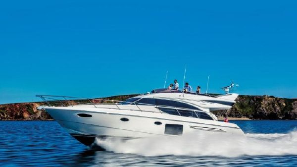 Princess Flybridge 60 Motor Yacht