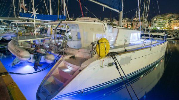 Lagoon 440 Owner for circumnavigation