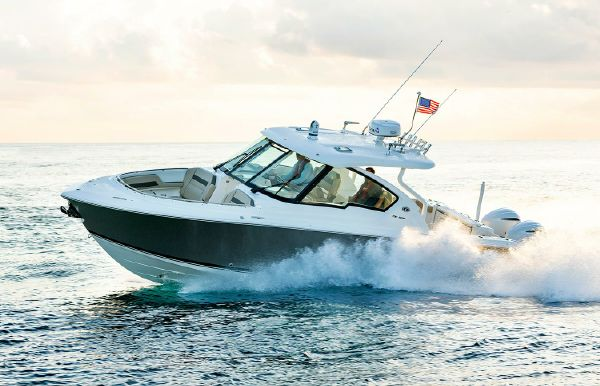 2020 Pursuit S 368 Sport - All Seasons Marine Works