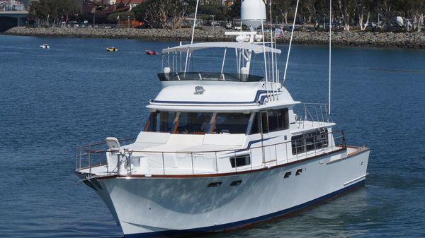 Elliott Yachtfisher