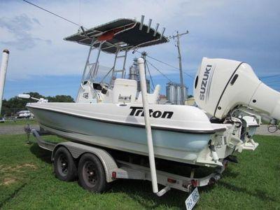 2007 Triton<span>220 LTS</span>