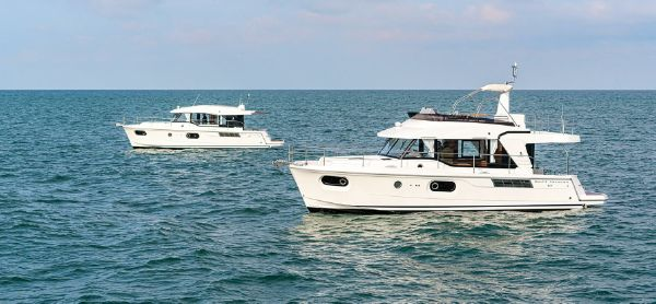 Beneteau Swift Trawler 41 Fly image