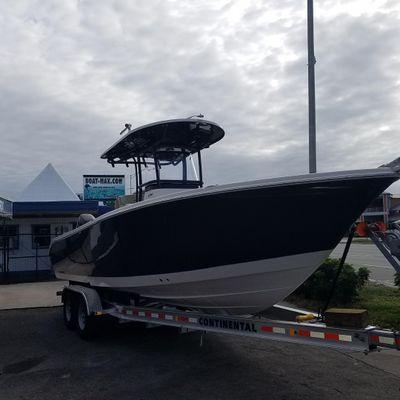 Carolina Skiff 27 HFC Sea Chaser - main image