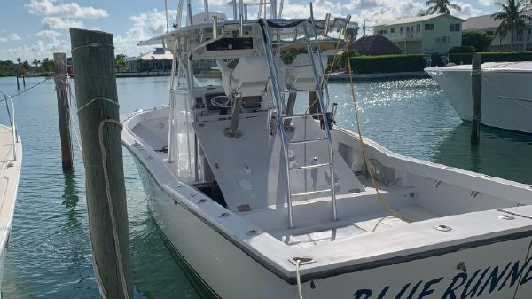 Ocean Master 34 Custom