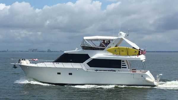 Altima 55 Pilothouse