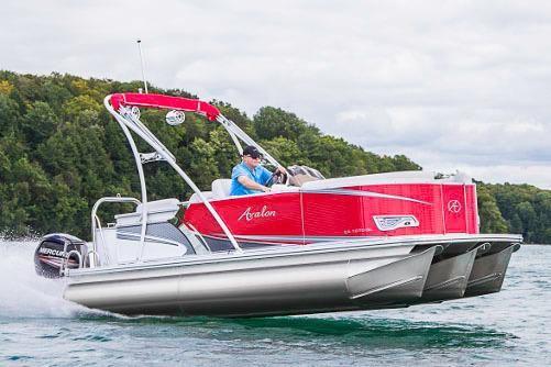 2017 Avalon Eagle QL - 18'