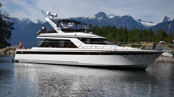 Ocean Alexander 51 Sedan